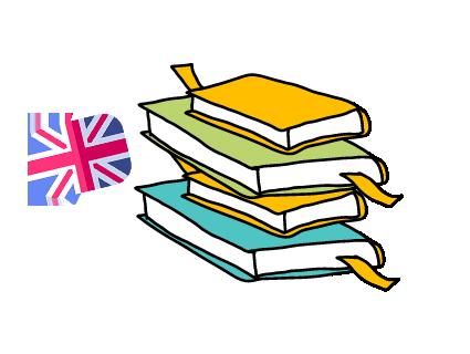 libro educativo<br />in lingua inglese