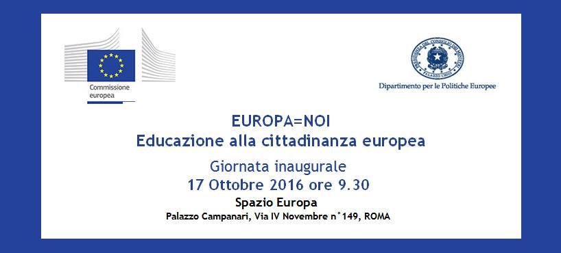 Europa=Noi - Roma