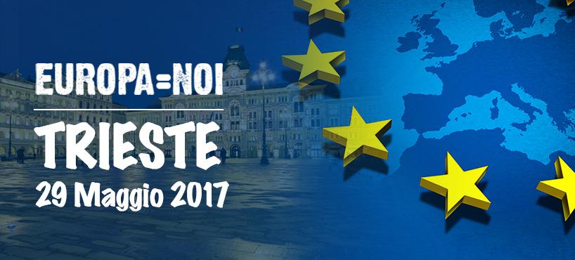 Europa=NOI - Trieste